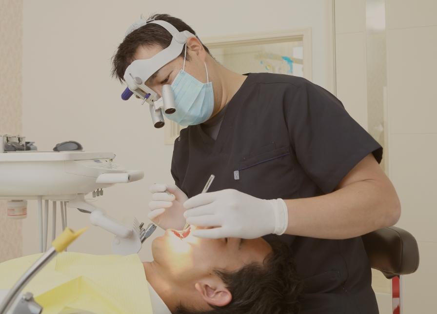 将来のため歯を守りたい